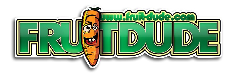 Fruit Dude Logo
